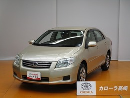 トヨタ カローラアクシオ 1.5 G 2エアバッグ ABS キーレス