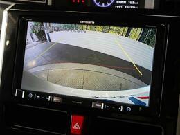 バックモニター装備済みですので、後方確認や車庫入れも安全・快適です☆