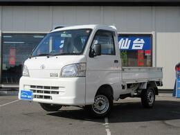 トヨタ ピクシストラック 660 スペシャル エアコン・パワステバージョン 3方開 4WD 4WD・オートマ・エアコン・パワステ