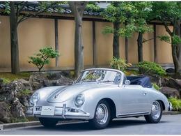 ポルシェ 356 A カブリオレ エンジンマッチング/内装レストア/機関系OH