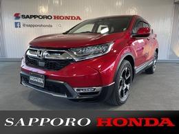 ホンダ CR-V 2.0 ハイブリッド EX マスターピース 4WD 革シート サンルーフ 電動テールゲート