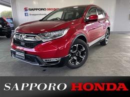 ホンダ CR-V 2.0 ハイブリッド EX マスターピース 4WD HondaSENSING 革SEAT サンルーフ電動ゲート