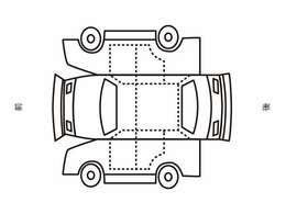 新車で弊社に入庫したお車ですので特に目立つ傷ダメージはございません。