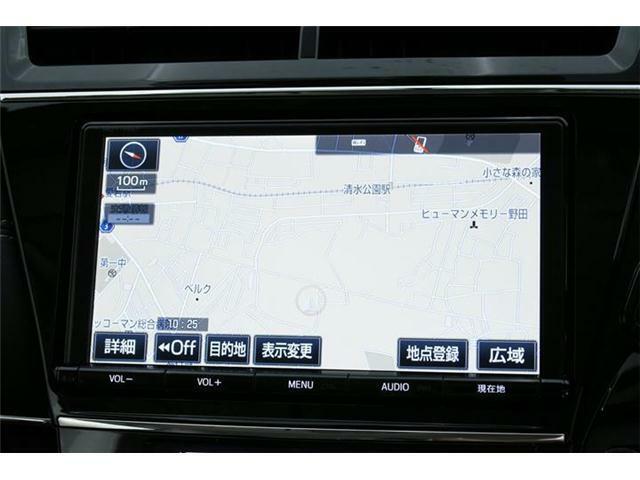 純正9インチワイド型SDナビ搭載!フルセグTVにDVD、Bluetooth対応♪SDオーディオ機能も利用可能です♪
