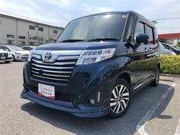 トヨタ ルーミー ルーミー カスタムG S ナビ・ETC・クルコン