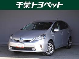 トヨタ プリウスα 1.8 G チューン ブラック メモリーナビ