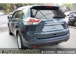 お買得車エクストレイルまたまた入荷しました・純正SDナビ&TV付きの20Xエマブレpkgです・詳細はHP(http://auto-panther.com/)をご覧下さい!