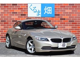 BMW Z4 sドライブ 23i ワンオーナー 社外合皮レッドシート ナビ