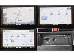 ワイドで明るい液晶画面、簡単な操作方法、多機能ナビゲーション。知らない街でも安心です。パイオニア カロッツェリア 楽ナビ「AVIC-HRZ900」