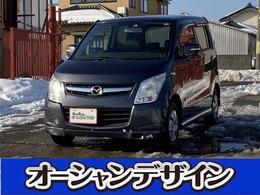 マツダ AZ-ワゴン 660 XS スペシャル 検2年 スマートキー ETC エアロ CD