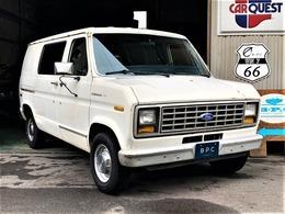 フォード エコノライン ショートパネルバン 300cuinストレート6