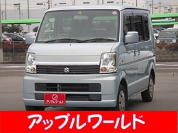 スズキ エブリイワゴン 660 JP CD再生 AM/FM ヘッドライトレベライザー