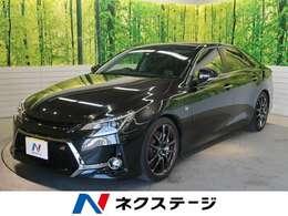 トヨタ マークX 3.5 350RDS GR スポーツ 1オーナー 禁煙車 オプション19AW