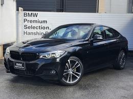 BMW 3シリーズグランツーリスモ 320d xドライブ Mスポーツ ディーゼルターボ 4WD 認定保証4WD黒革LED19AWシートヒーターACC