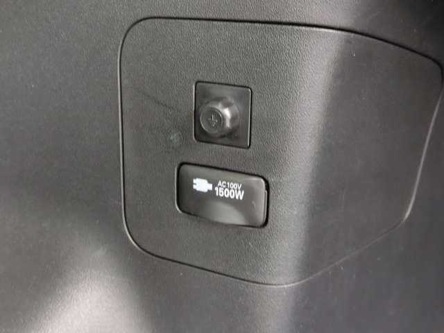 アクセサリーコンセント!(AC100・1500W)