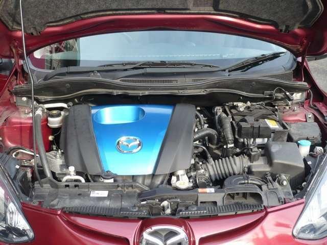 スカイアクティブエンジンで燃費も良いですよ。