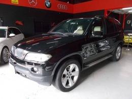 BMW X5 3.0i 2アクスルレベルコントロール 4WD サンルーフ キセノン 革 HDDナビ地デジ
