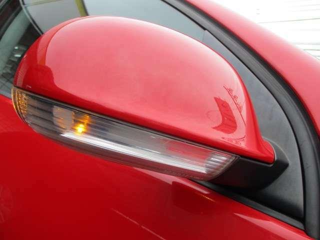 Bプラン画像:ウィンカーミラーも装備されております♪視認性も高く対向車との安全確認も良好です♪車をよりシャープに演出しています♪