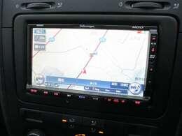 社外HDDナビが装備されております♪画面もクリアで見やすく運転中も確認しやすいです♪DVDの視聴もお楽しみ頂けます♪ミュージックサーバーも搭載されておりますので好みの音楽を録音してお楽しみ下さい♪