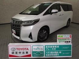 トヨタ アルファード 3.5 エグゼクティブ ラウンジ メモリ-ナビ LED バックモニタ-本革