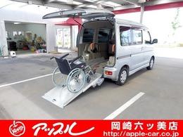 スバル ディアスワゴン トランスケア車いす移動車 福祉車両 電動ウィンチ 12ヵ月保証