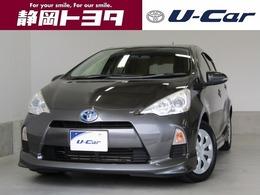 トヨタ アクア 1.5 S ワンオーナー メモリーナビ ETC