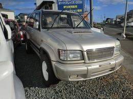いすゞ ビッグホーン 3.0 プレジールII ロング ディーゼルターボ 4WD 関西車・67000km