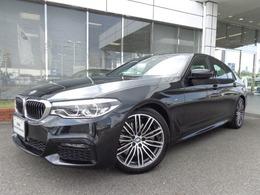 BMW 5シリーズ 523d Mスポーツ ディーゼルターボ 19AWウッドPヘッドUPデモカー認定中古車