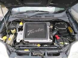 エンジンルームもピカピカです♪前オーナー様が大切にされていた感じが漂うRoute201【オススメ】の1台です!
