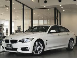 BMW 4シリーズグランクーペ 420i Mスポーツ 1オナACCシートH黒革LEDヘッド純正HDDナビ