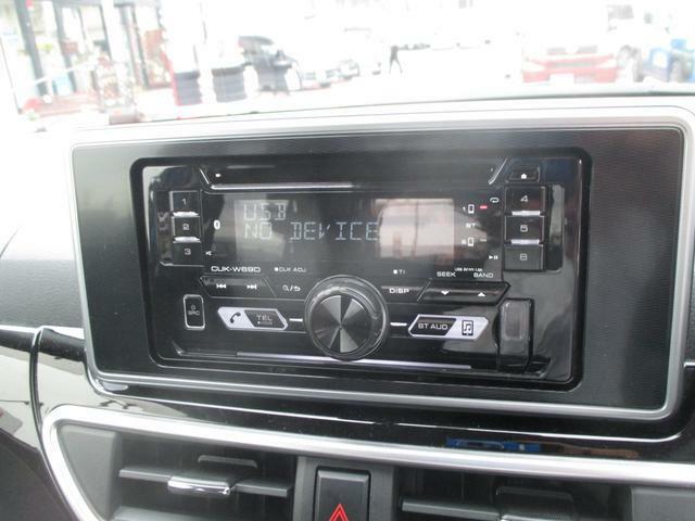 CDにラジオもあります。