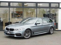 BMW 5シリーズツーリング 523d xドライブ Mスピリット ディーゼルターボ ベージュ電動シート ACC 全方位カメラ