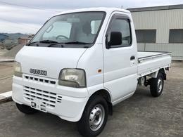 スズキ キャリイ 660 KUスペシャル 3方開 4WD