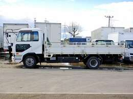 車両総重量7970kg 最大積載量3900kg