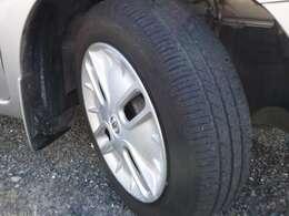 タイヤサイズは175/65/15新品・中古タイヤのお見積もりもお任せ下さい!