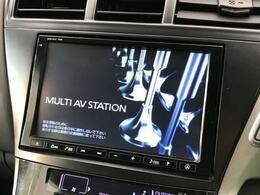 【純正HDDナビ】CD機能やフルセグTV視聴も可能ですので、ドライブもとても楽しくなりますね☆TVキャンセラーもオプションで注文可能です♪