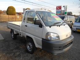トヨタ ライトエーストラック 1.8 DX シングルジャストロー スチールデッキ 三方開 4WD