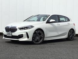 BMW 1シリーズ 118i Mスポーツ DCT ACC コンフォートA LED 弊社DC 禁煙車
