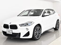 BMW X2 xドライブ18d MスポーツX エディション サンライズ ディーゼルターボ 4WD 限定車 黒革 Rスポイラー AMサス OP19AW