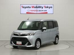 トヨタ タンク 1.0 G S 衝突軽減ブレーキ機能・ドライブレコーダー