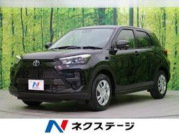 トヨタ ライズ 1.0 X S 4WD 届出済未使用 衝突軽減 クリソナ 衝突軽減