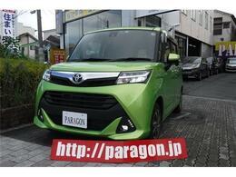 トヨタ タンク 1.0 G S スマートアシストナビTV