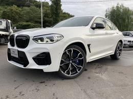 BMW X4 M コンペティション 4WD 認定中古車 サンルーフ シートエアコン