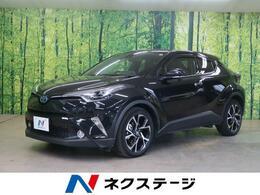 トヨタ C-HR ハイブリッド 1.8 G LED エディション アルパイン9型ナ