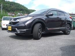 ホンダ CR-V 2.0 ハイブリッド EX マスターピース 4WD Hondaセンシング エンジンスターター