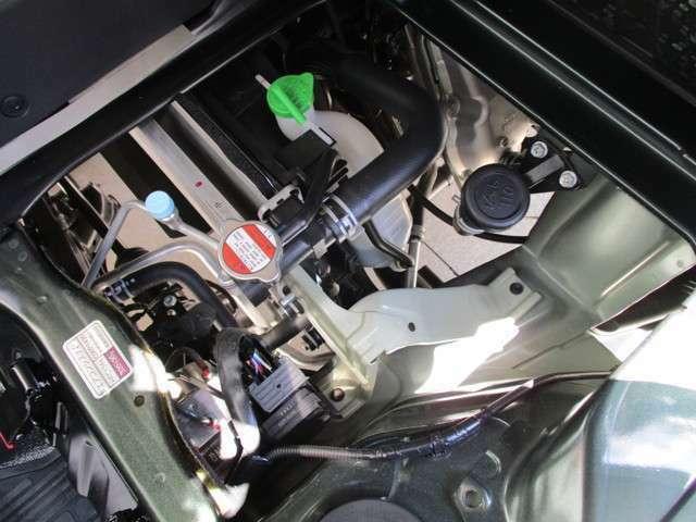 専門店ならでは、しっかりとした納車前の点検・整備!