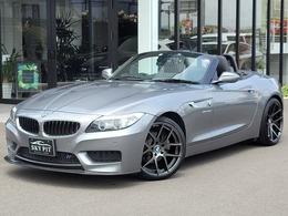 BMW Z4 sドライブ 23i スポーツパッケージ 黒革Fリップワンオフマフラー純正ナビTVETC