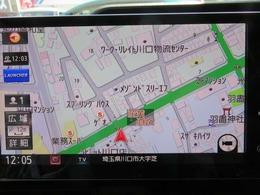 別途☆純正9インチナビ☆取付出来ます。カーナビゲーション、地図も細かい尺度でより正確に表示、ナビにお任せ、安心して目的地に到着します。