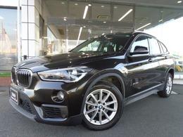 BMW X1 xドライブ 18d 4WD コンフォートP禁煙1オ-ナ-認定中古車