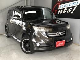 トヨタ bB 1.3 S Xバージョン 黒革調シートカバー 2年保証付